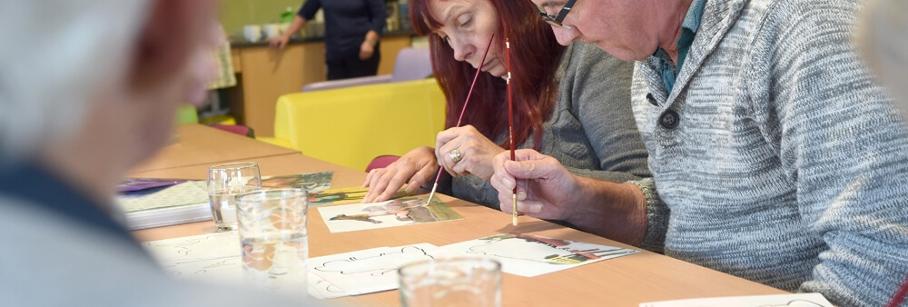 Agewell provides a range of meaningful activities