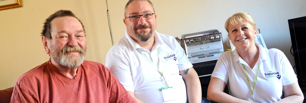 Agewell supports older people in hospital and after discharge