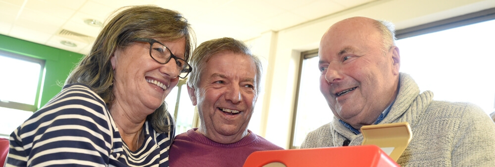 Agewell supports people living with dementia